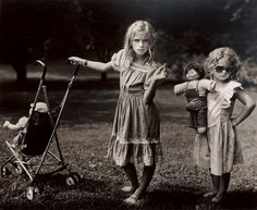 """The New Mothers"" by Sally Mann"