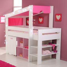 Parisot Meubles Funktionsbett – für ein modernes Kinderzimmer | Home24
