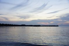 Sunset @ Bagan Lalang Beach