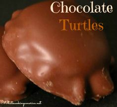 Chocolate Candy Turtles