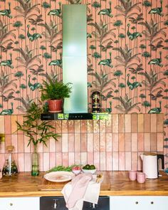 Maximalism has gone mainstream. Once the territory of a few cult labels, it's being adopted in high-street interiors collections from Debenhams to George Home. Decorating Your Home, Interior Decorating, Interior Design, Savage Wallpapers, Bright Homes, Home Decor Inspiration, Bathroom Inspiration, Decor Ideas, Color Tile