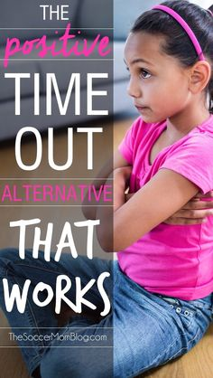 "An effective alternative to time out, ""time to yourself"" helps kids deal with social stress, learn positive coping behavior and self-regulation."