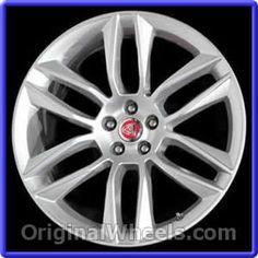 Jaguar F-Type 2014 Wheels & Rims Hollander #59914B #Jaguar #FType #JaguarFType #2014 #Wheels #Rims #Stock #Factory #Original #OEM #OE #Steel #Alloy #Used