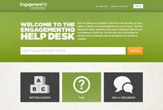 Engagement HQ - Zendesk Help Desk: https://bangthetable.zendesk.com/hc/en-us