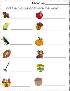 Teaching is Colorful: Write the Room Fall Freebie!
