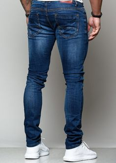 Best Smart Casual Outfits, Stylish Mens Outfits, Dope Outfits, Hipster Fashion, Fashion Pants, Men's Fashion, Streetwear Jeans, Destroyed Jeans, Mens Clothing Styles