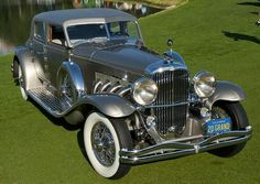 1933 Duesenberg Model SJ Twenty Grand
