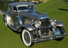 1933 Duesenberg Model SJ Twenty Grand