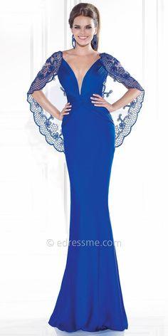 Stefany Evening Dresses By Tarik Ediz