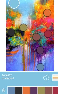 19 Best Abstracted Ii Color Schemes Images Color Schemes