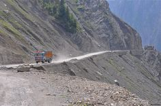 Leh to Srinagar via Kargil or one of the most exciting road journey !