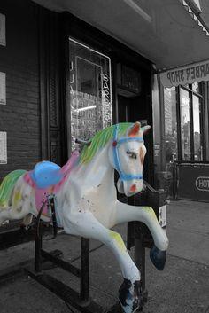 Ride My White Horse
