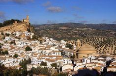Desordenaré las lluvias.: Andalucía se queja