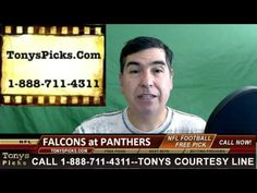 Atlanta Falcons vs. Carolina Panthers Pick Prediction NFL Pro Football O...