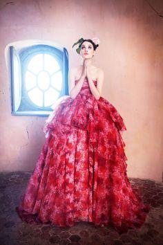 Àstrid Bergès-Frisbey by Ellen von Unwerth for Vogue Italia, March