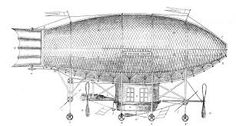 Image result for vintage airships