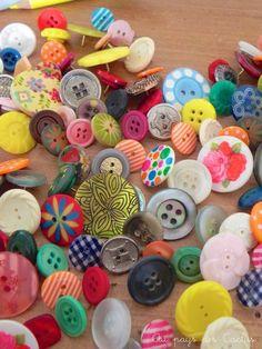 Punaises boutons customisées Au pays des Cactus 2