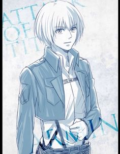 Armin - L'attaque des Titans