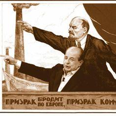 Magali per il comunismo. #fotine