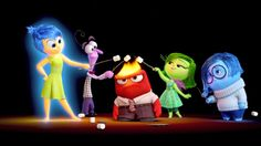 "TRAILER 2: ""Inside Out"" — Pixar's latest"