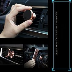 NICO Magnetic Cell Phone Car Mount | Universal, Hands-Free Air Vent Accessory | 360° Adjustability | Smartphone Versatility for iPhone, Samsung Galaxy, HTC & More  http://topcellulardeals.com/product/nico-magnetic-cell-phone-car-mount-universal-hands-free-air-vent-accessory-360-adjustability-smartphone-versatility-for-iphone-samsung-galaxy-htc-more/  • Complete Hands-Free Accessibility – The NICO magnetic phone holder secures firmly to most standard air vents for