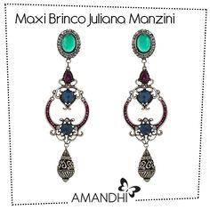 Maxi Brinco Juliana Manzini | Amandhí | www.amandhi.com |