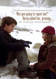 Harry Potter Hermione Granger, Harry Potter Puns, Harry Potter Ships, Harry Potter Tumblr, Harry James Potter, Harry Potter Pictures, Harry Potter Friendship Quotes, Hermione Quotes, Hp Quotes