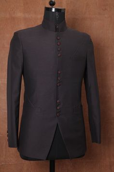 Mens Fashion Wear, Fall Fashion Outfits, Suit Fashion, African Wear Styles For Men, African Men Fashion, Chinese Men's Clothing, Indian Groom Wear, Designer Suits For Men, Kurta Designs