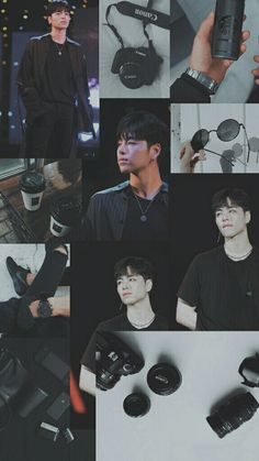 Aesthetic Lockscreens, Koo Jun Hoe, Kim Jinhwan, Ikon Wallpaper, Man In Love, Taemin, K Idols, My Boyfriend, Backgrounds