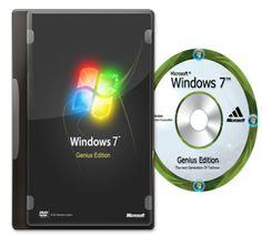 Windows XP 7 Genius Edition 2014