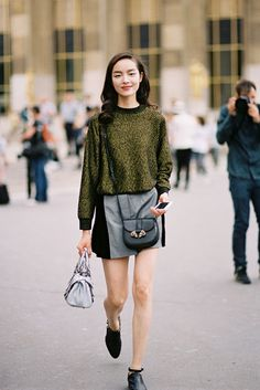 Vanessa Jackman: Paris Couture Fashion Week AW 2013....Fei Fei
