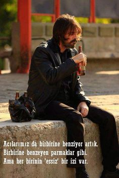 Behzat Ç Famous Movies, Film Quotes, Movie Stars, Sad, Wattpad, Singer, Fictional Characters, Bowie, Ankara
