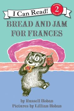 In honor of Frances's 50th anniversary, this box includes three of the most beloved Frances titles—Bread and Jam for Frances, Best Friends for Frances, and A Bargain for Frances—now in I Can Read editions!
