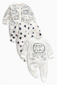 Buy sleepsuits Newborn Girls Unisex Newborn from the Next UK online shop