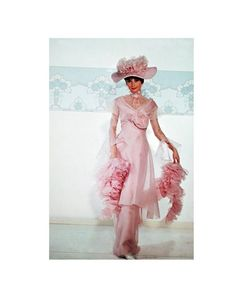 BelginBoutique.Com Presents: Pageant costume Collection My Fair Lady Movie DONT FORGET TO CHECK MY OTHER Audrey Hepburn COLLECTIONS I CAN MAKE ANY OTHER STYLE FROM ANY OF HER MOVIES! ***** Frothy pink organza gown ***** I will make this set especially for your little girl or for you with her/ My Fair Lady, Audrey Hepburn, Dress With Shawl, Red Gloves, Woman Movie, Costume Collection, Big Fashion, Hollywood Fashion, Fashion Boutique