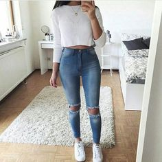 2098daa63c1b 665 best Outfits images on Pinterest in 2018