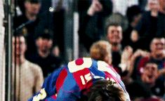 messi first goal