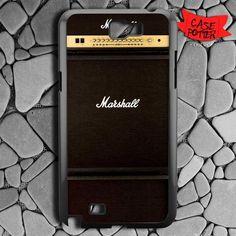 Marshall Jmd Amplifier Samsung Galaxy Note 4 Black Case