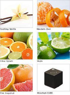 Microfresh, Cítricos