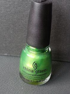 China Glaze - Cha Cha Cha Oanvänt Googla för bättre färg Frakt tillkommer Pris: 40:-