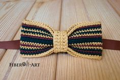 ➸Item description:  Stylish, unique accessory for men and women. Perfectly fits both formal suit fan and creative person.  This bow tie is easy for combining, successfully accompanies many styles like casual, bohemian, good student, official suit, square grid shirt, hipster, photo session, wedding.  This item is a perfect present to a special person or a cute treat for yourself. These bow ties were designed with matching in mind and were produced in groups. There are several uses of this…