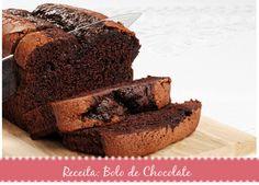 Bolo de Chocolate Saudável
