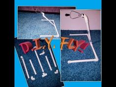 Diy Tripod, Phone Tripod, Pvc Pipes, For Less, Diy Projects To Try, Smartphone, Make It Yourself, Youtube, Youtubers