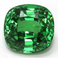 グリーンガーネット3.74CT Green Garnet 3.74ct