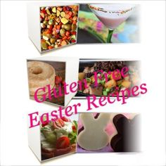 Pin for some great Gluten Free Easter Dinner Recipes