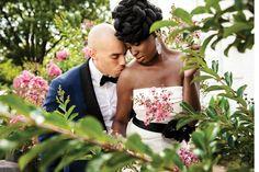 Classic Wedding in Alexandria, Virginia: Taniah + Luron
