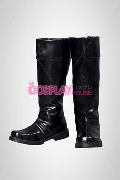 Fairy Tail Cosplay -- Lucy Heartfilia Cosplay Boots Version 01