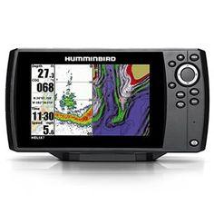 humminbird helix 7 sonar/gps w/ navionics+ & free suncover, Fish Finder
