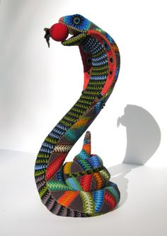 Beaded Artwork by Jan Huling