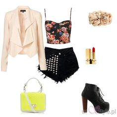 28 Best Polyvore Combinations For Summer 2013 - Fashion Diva Design #fashion